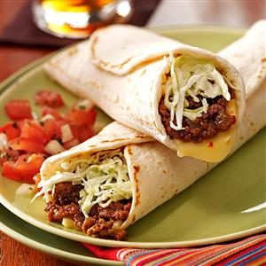 BBQ Hoedown Tacos Recipe