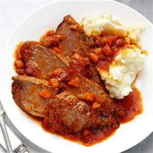 Beef Brisket Marinara Recipe