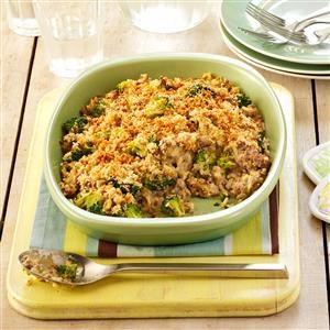 Beef Broccoli Supper Recipe