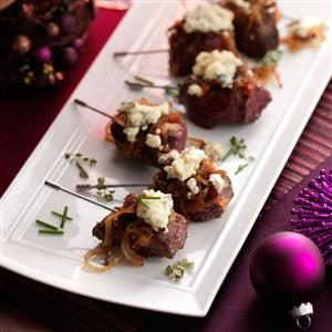 Beef Tenderloin Lollipops Recipe