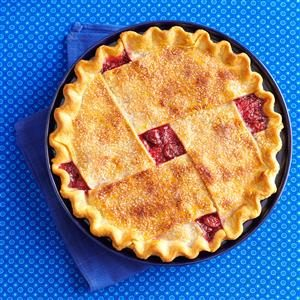 Berry Cherry Pie