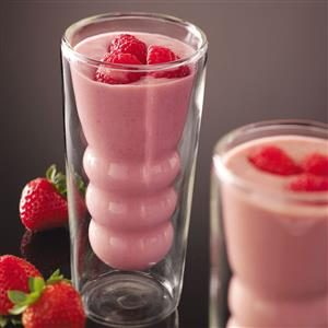 Berry Nutritious Smoothies