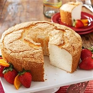 Watch Us Make: Best Angel Food Cake