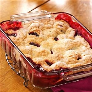 Best Blackberry Cobbler Recipe