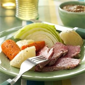 Best Corned Beef 'n' Cabbage Recipe