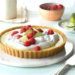 Best Lime Tart Recipe