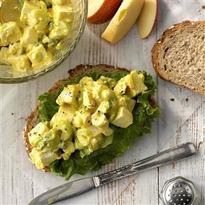 Better Than Egg Salad Recipe