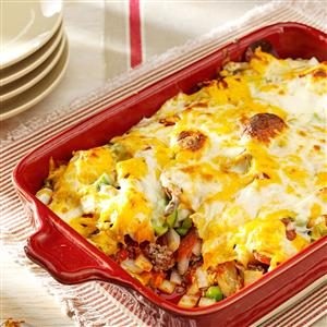 Biscuit Pizza Bake Recipe