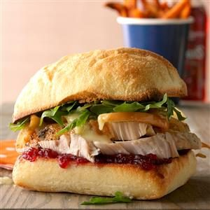 Bistro Turkey Sandwich Recipe