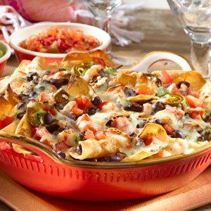 Black Bean Nachos Recipe photo by GOYA®