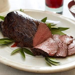 Black & Blue Beef Tenderloin Recipe