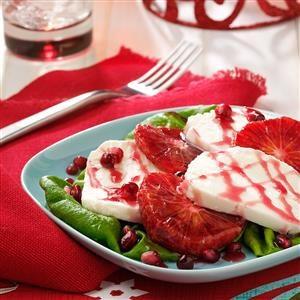 Blood Orange Caprese Salad Recipe