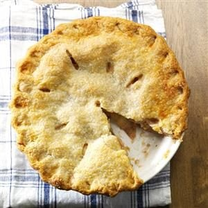 Blue-Ribbon Apple Pie