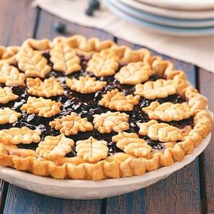 Blueberry Dream Pie Recipe