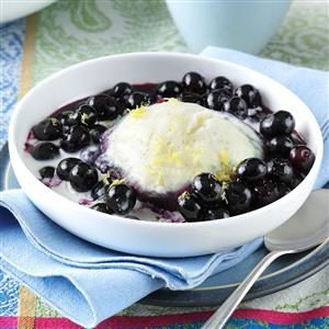 Blueberry Slump Recipe