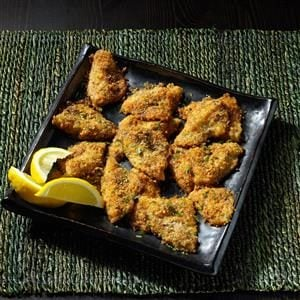 Bluegill Parmesan Recipe