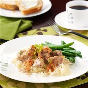 Bohemian Beef Dinner Recipe