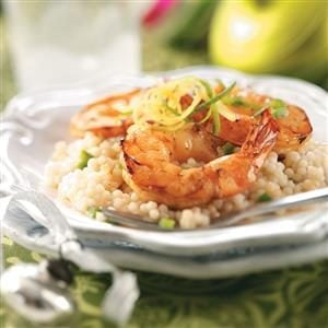 Bold Citrus Shrimp Recipe