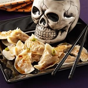 Brain Dumplings Recipe