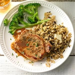 Braised Pork Loin Chops Recipe