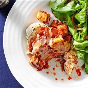 Bravo Italian Chicken for Two Recipe