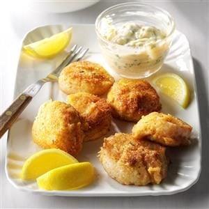 Breaded Sea Scallops Recipe