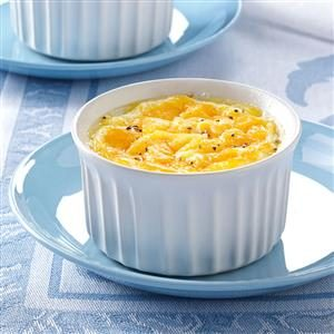 Breakfast Custard Recipe