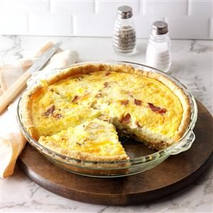 Breakfast Quiche Recipe