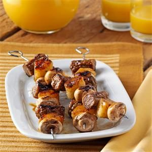 Breakfast Skewers Recipe