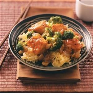 Broccoli and Chicken Stir-Fry Recipe