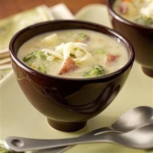 Broccoli and Potato Soup
