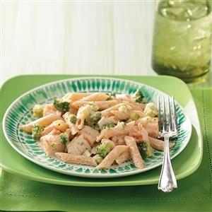 Broccoli Chicken Alfredo Recipe