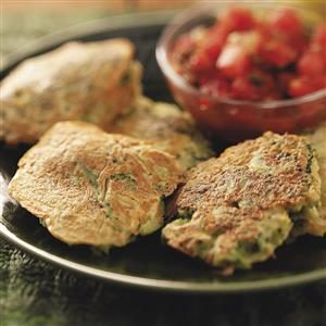Broccoli Fritters Recipe