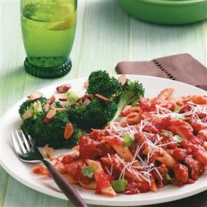Broccoli with Almonds