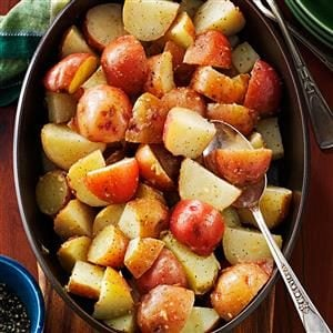 Browned Butter Red Potatoes