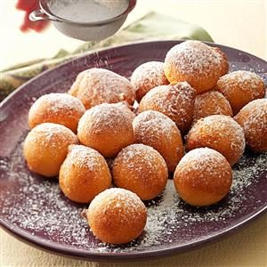 Brunch Beignets Recipe