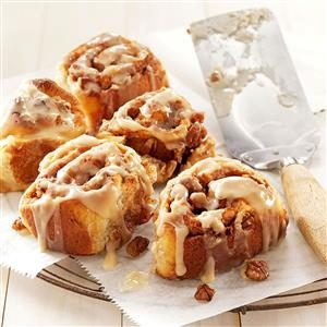 Brunch Cinnamon Rolls Recipe