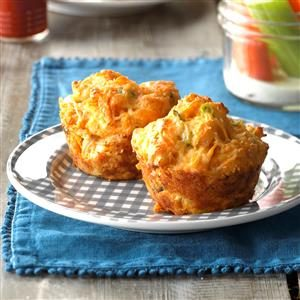 Buffalo Chicken Biscuits Recipe