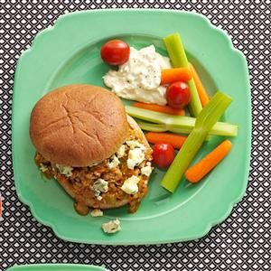 Buffalo Sloppy Joes Recipe