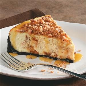 Butterfinger Cheesecake Recipe