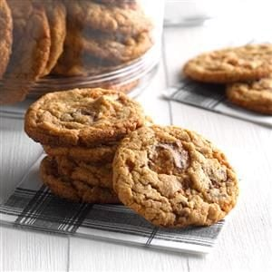 Butterfinger Cookies Recipe