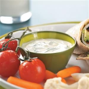 Buttermilk Dill Dip Recipe