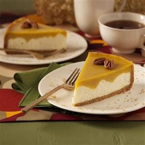 Butternut Cheesecake Recipe