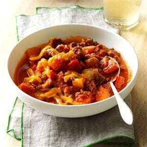 Butternut Goulash