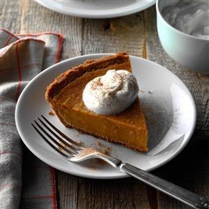 Butternut Harvest Pies Recipe
