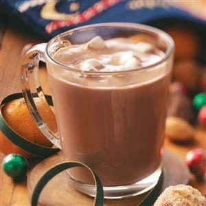 Butterscotch Hot Cocoa Recipe