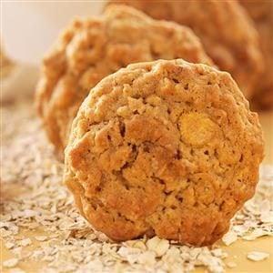 Butterscotch Oatmeal Cookies Recipe