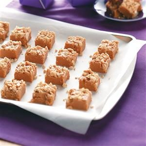 Butterscotch Peanut Butter Fudge Recipe