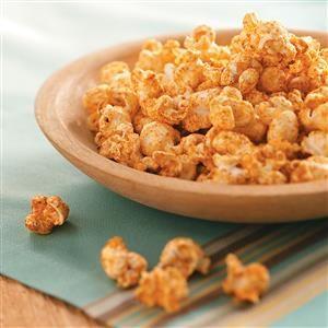 Buttery Cajun Popcorn Recipe
