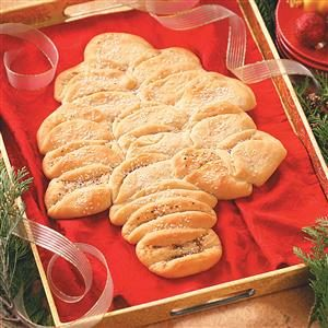 Buttery Herb Christmas Tree Recipe